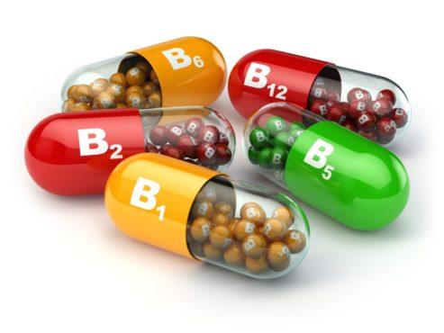 Vitamin B inmarathi