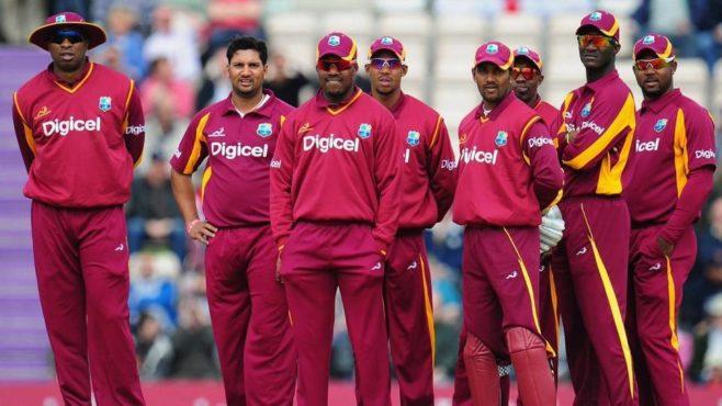 west indies cricket team inmarathi