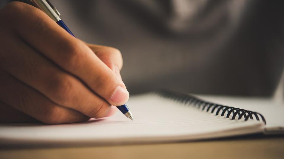 writing inmarathi
