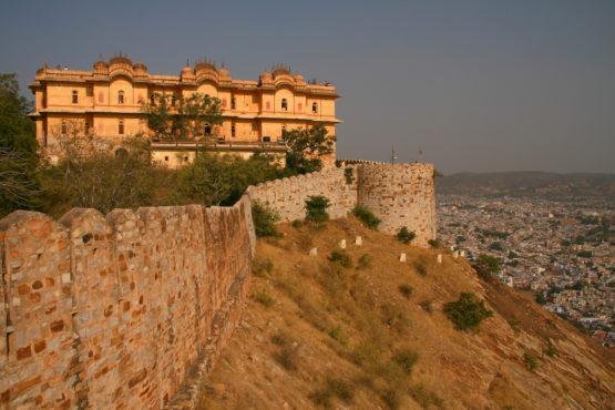 Nahargarh-Fort-Jaipur- inmarathi