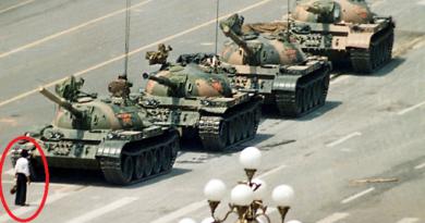 tank man inmaratrhi