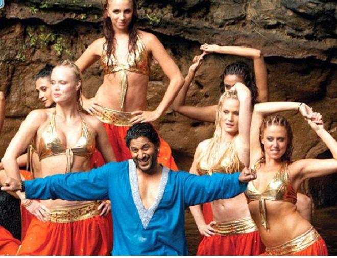 arshad warsi dance InMarathi