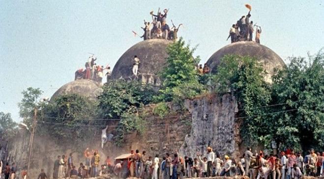 babri-masjid InMarathi