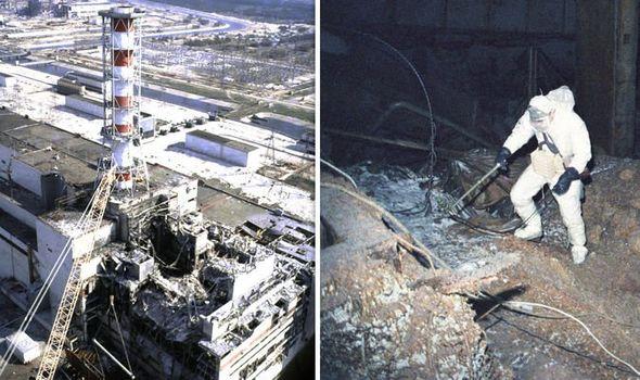 chernobyl disaster inmarathi