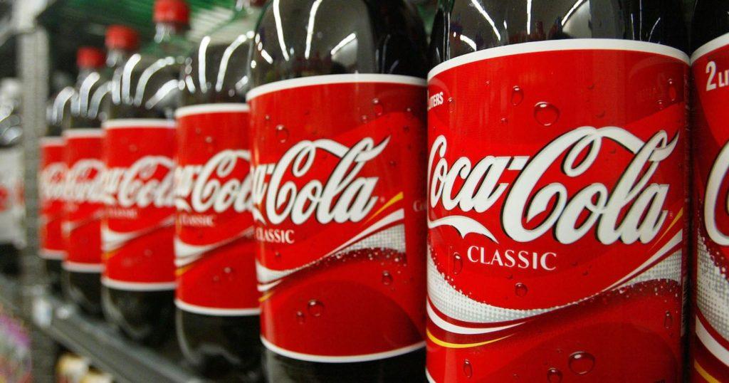 coca cola inmarathi