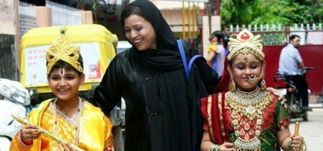 hindu muslim inmarathi