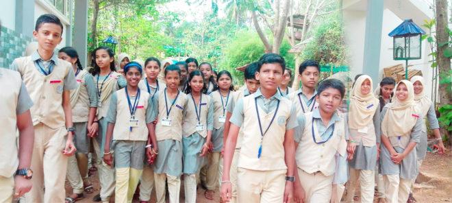 kvups school 3 inmarathi
