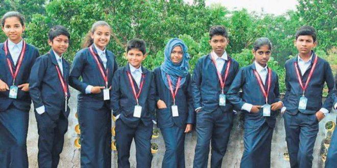 kvups school inmarathi