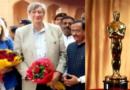ऑस्कर अकादमीचे अध्यक्ष श्री. जॉन बेले यांची भारत भेट : गोष्ट छोटी पण डोंगराएवढी