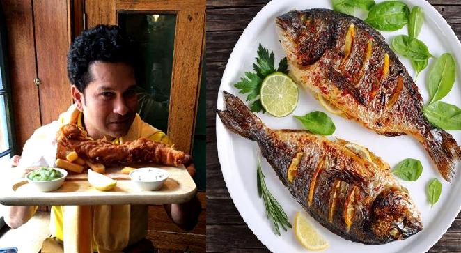 sachin fish inmarathi