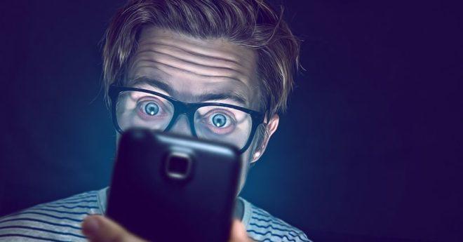 smartphones eye effect inmarathi
