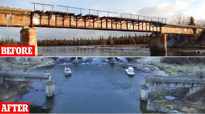 stolen bridge featured inmarathi