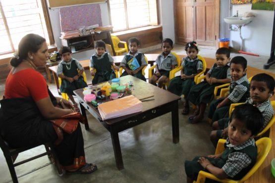 teachers inmrathi