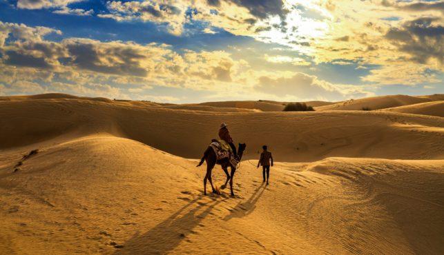 thar desert inmarathi