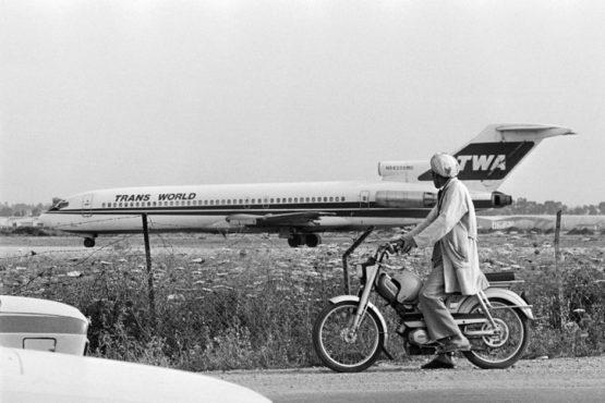 twa airplane inmarathi