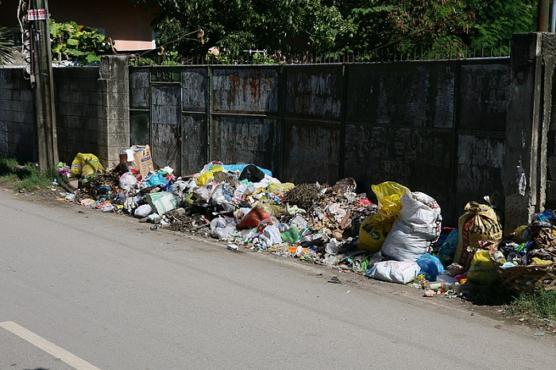 waste inmarathi