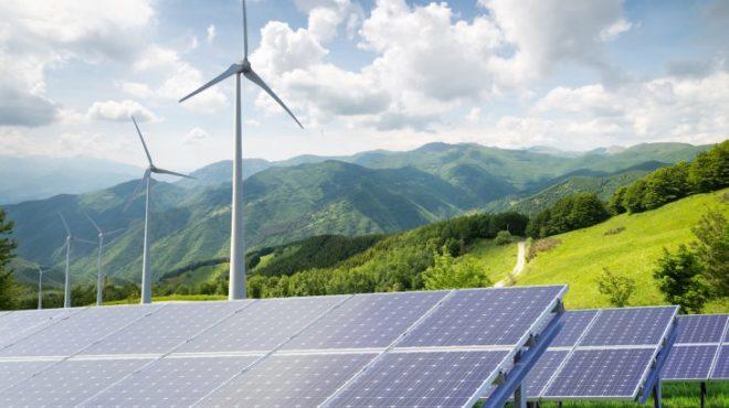 wind solar energy inmarathi