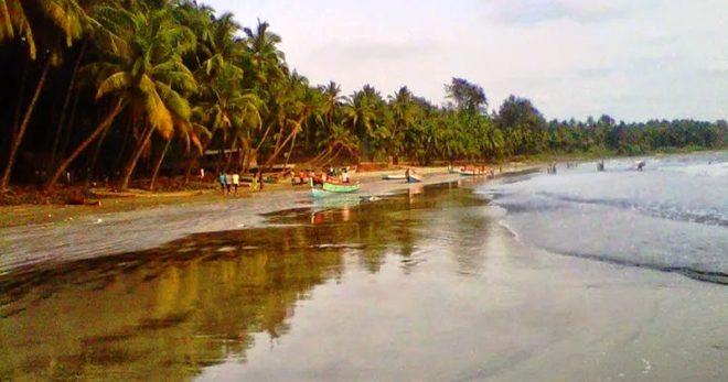Alibaug beach konkan