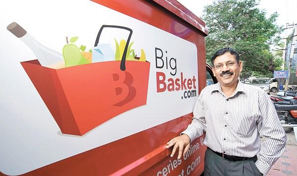 BigBasket inmarathi