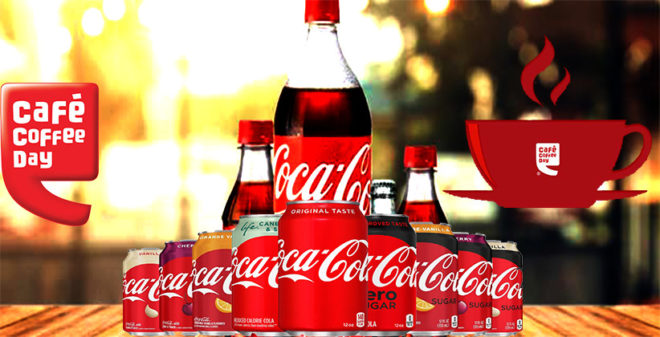 Coca-Cola-In-Exclusive-Talks-To-Pick-Stake-In-Cafe-Coffee-Day inmarathi