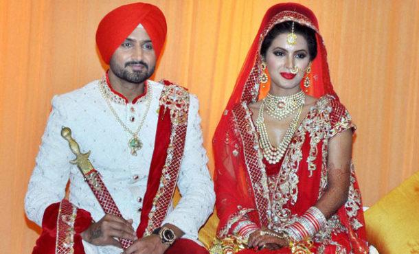 Harbhajan Geet wedding