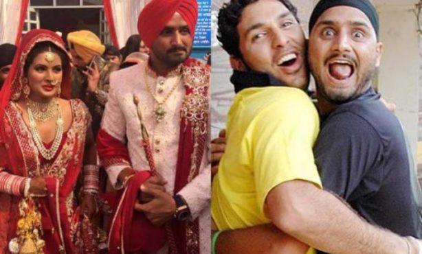 Harbhajan and Yuvraj friendship