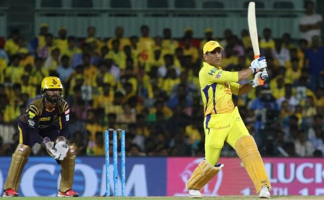 M.S-Dhoni using different bat logos 4 InMarathi