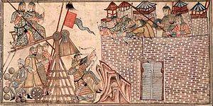 Mahmud_ibn_Sebuktegin_attacks_the_fortress_of_Zarang Inmarathi