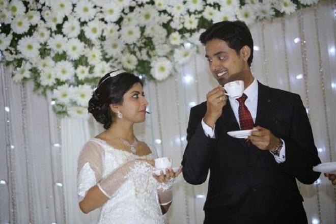 Merin Joseph Wedding Inmarathi