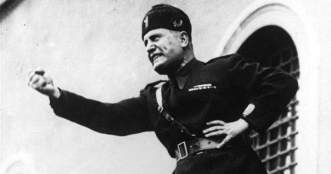Mussolini inmarathi