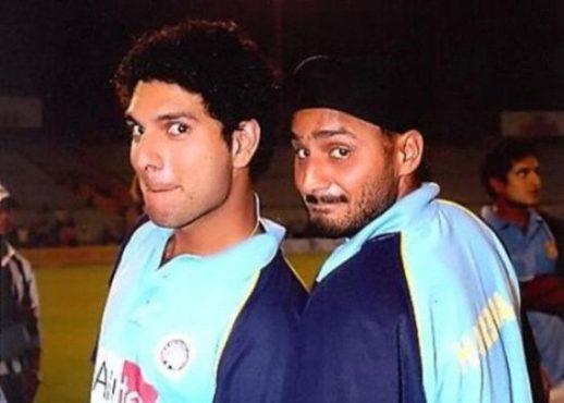 Yuvraj and Harbhajan