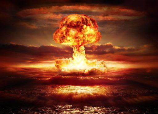 atom bomb inmarathi