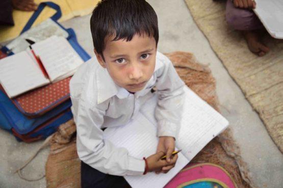 child inmarathi