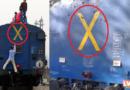 """भारतीय रेल्वेच्या शेवटच्या डब्यावर मागच्या बाजूला """"X"""" का लिहितात? जाणून घ्या…"""