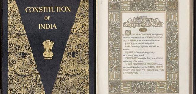 constitution inmarathi
