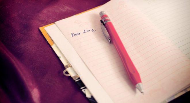 diarywriting