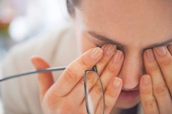 eye problem inmarathi