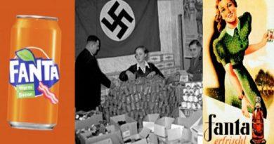 'फॅन्टा' माहिती असेल, पण तुम्हाला फॅन्टा आणि हिटलरच्या नाझी सैन्याचं नातं माहितीये काय?