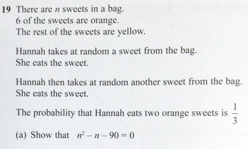 hardest question paper