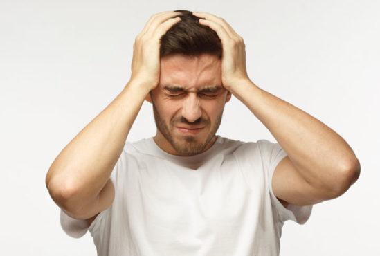 head ache inmarathi