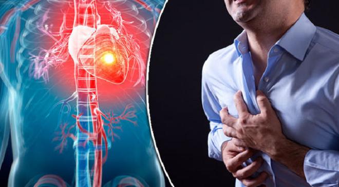 heart problem inmarathi