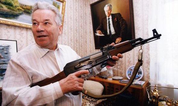 mikhail kalashnikov 3 inmarathi