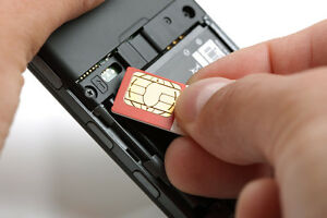 removing sim card