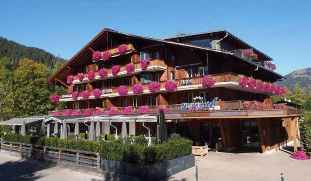 swiss hotel inmarathi