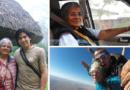६ पासपोर्ट, ६५ देश! ६५ वर्षांच्या तरुणीच्या भटकंतीची कथा चार भिंतीतून बाहेर पडण्याची प्रेरणा देते