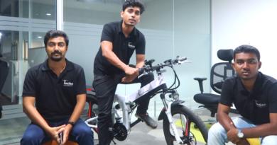 Electric bike Inmarathi
