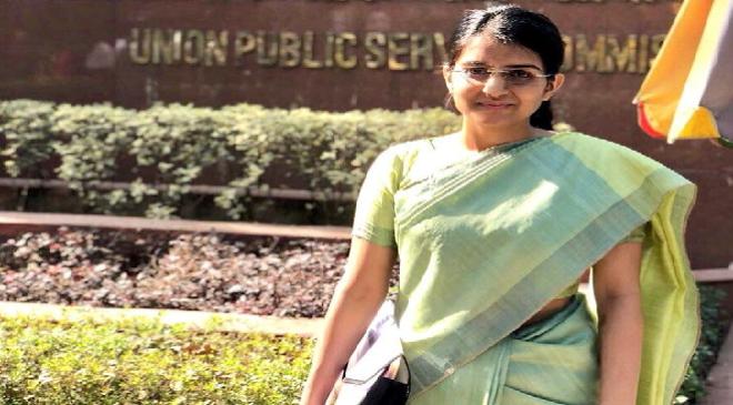 IAS Sushma Inmarathi