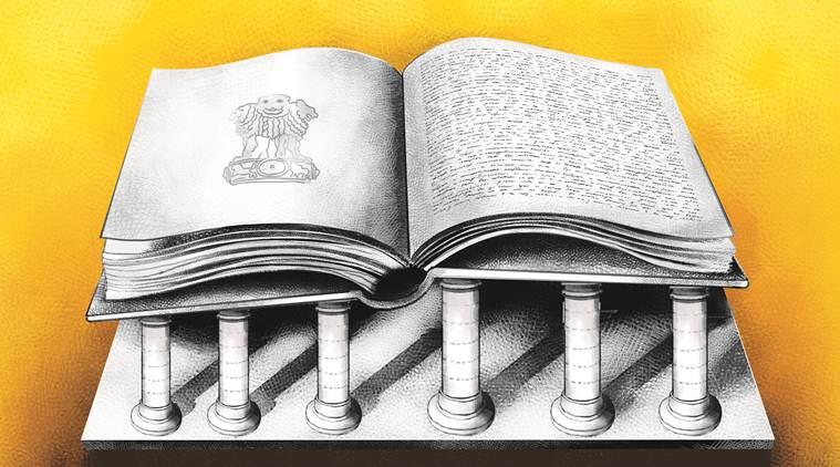 Indian Constitution Inmarathi