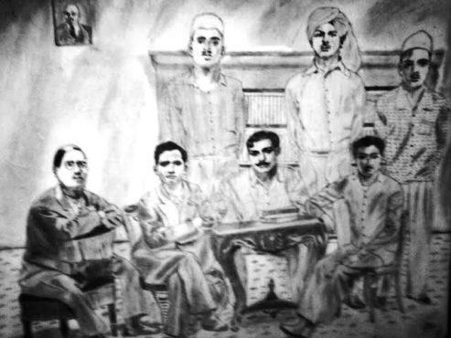 Kakori conspiracy Inmarathi