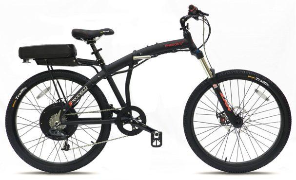 Prodeco-V5-Phantom-X2-8-Speed-Folding-Electric-Bicycle In marathi
